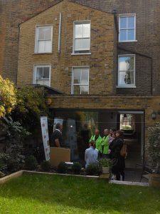 Vorträge über naturbo bei OpenHouse in London